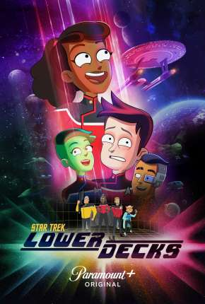 Star Trek - Lower Decks - 2ª Temporada - Legendado Torrent Download
