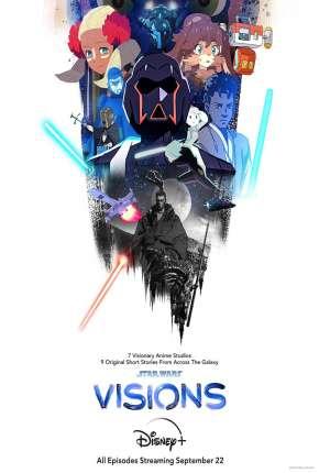 Star Wars - Visions - 1ª Temporada - Legendado Torrent Download