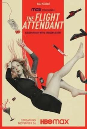 The Flight Attendant - 1ª Temporada Completa Torrent Download