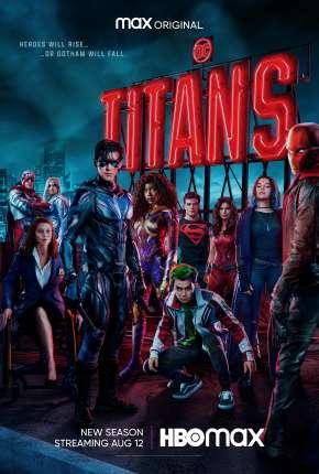 Titãs - 3ª Temporada Legendada Torrent Download