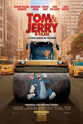 Tom e Jerry - O Filme - CAM Torrent Download