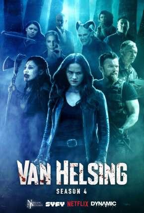 Van Helsing - 5ª Temporada Completa Legendada Torrent Download