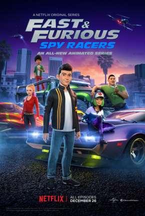 Velozes e Furiosos - Espiões do Asfalto - 3ª Temporada Completa Torrent Download