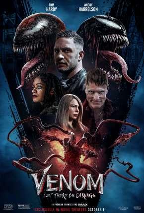 Venom - Tempo de Carnificina - CAM - Legendado Torrent Download