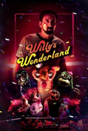 Willys Wonderland - Parque Maldito Torrent Download